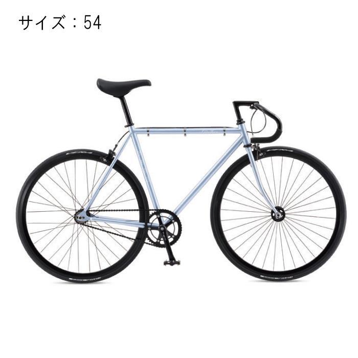 FUJI (フジ) 2017モデル FEATHER フェザー アイスブルー サイズ54 完成車 【自転車】 【セーフティーメンテナンス1年間無料】