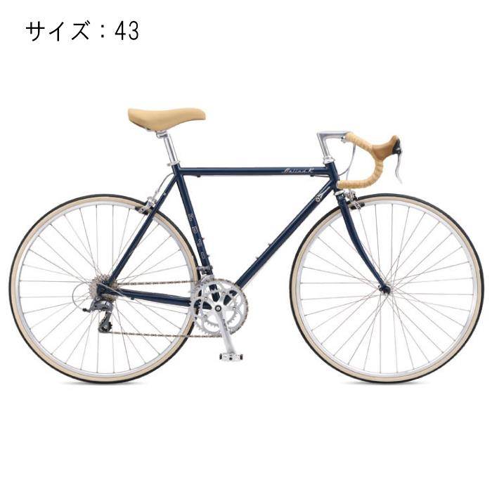 FUJI (フジ) 2017モデル BALLAD R バラッドアール ネイビー サイズ43 完成車 【自転車】 【セーフティーメンテナンス1年間無料】