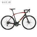 MASI (マジ)VIVO DUE ヴィボデュエ UD Carbon/レッド サイズ43 完成車 【自転車】