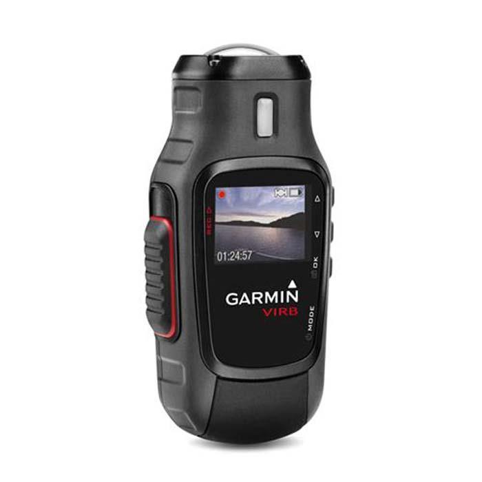 GARMIN(ガーミン) VIRB-J ヴァーブ ジェイ ブラック アクションカメラ 【国内正規品】【自転車】 【パーフェクト】