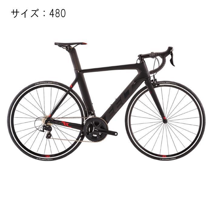 FELT (フェルト) 2017モデル  AR5 ブラック サイズ480mm 完成車  【自転車】 【セーフティーメンテナンス1年間無料】