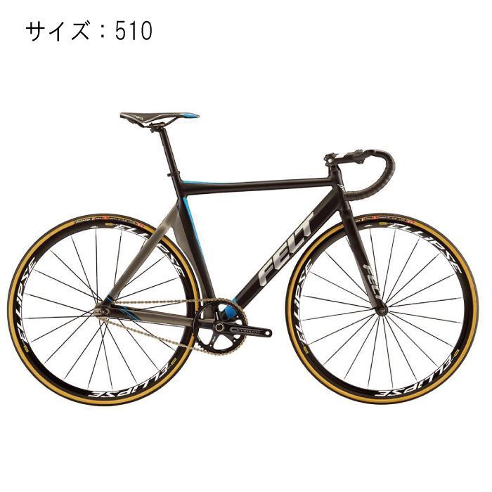 FELT (フェルト) 2017モデル TK2 ブラック サイズ510mm 完成車 【自転車】 【セーフティーメンテナンス1年間無料】