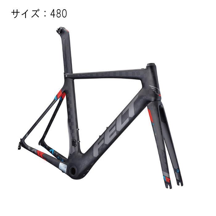 FELT (フェルト) 2017モデル  AR FRD マットテクストリーム サイズ480mm フレームセット  【自転車】