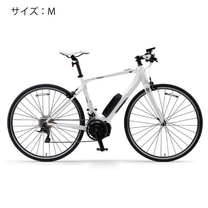 YAMAHA (ヤマハ) YPJ-C サイズM  ピュアホワイト 電動アシスト完成車 【自転車】 【電動アシスト自転車】