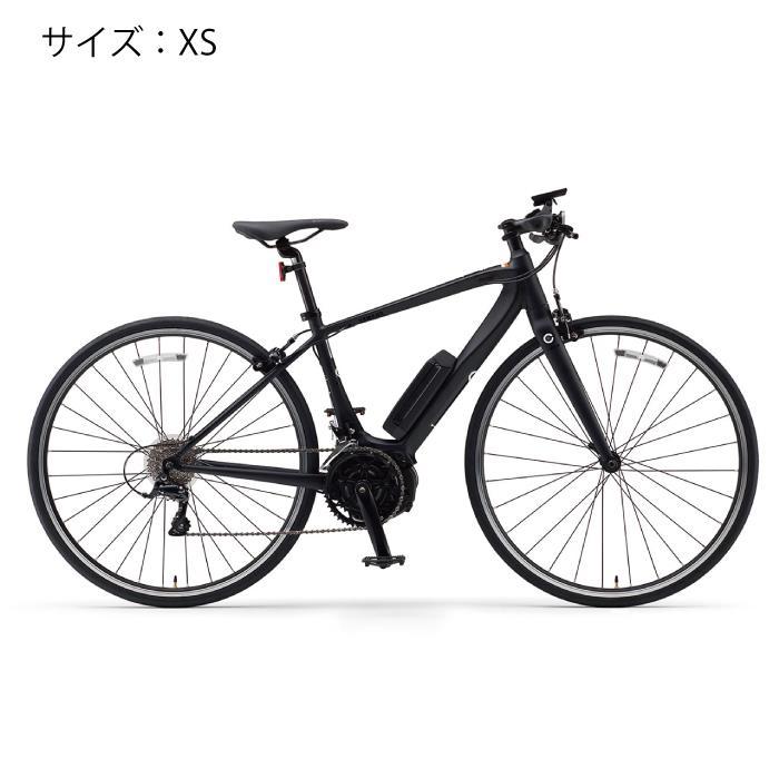 YAMAHA (ヤマハ) YPJ-C サイズXS  マットブラック 電動アシスト完成車 【自転車】 【電動アシスト自転車】