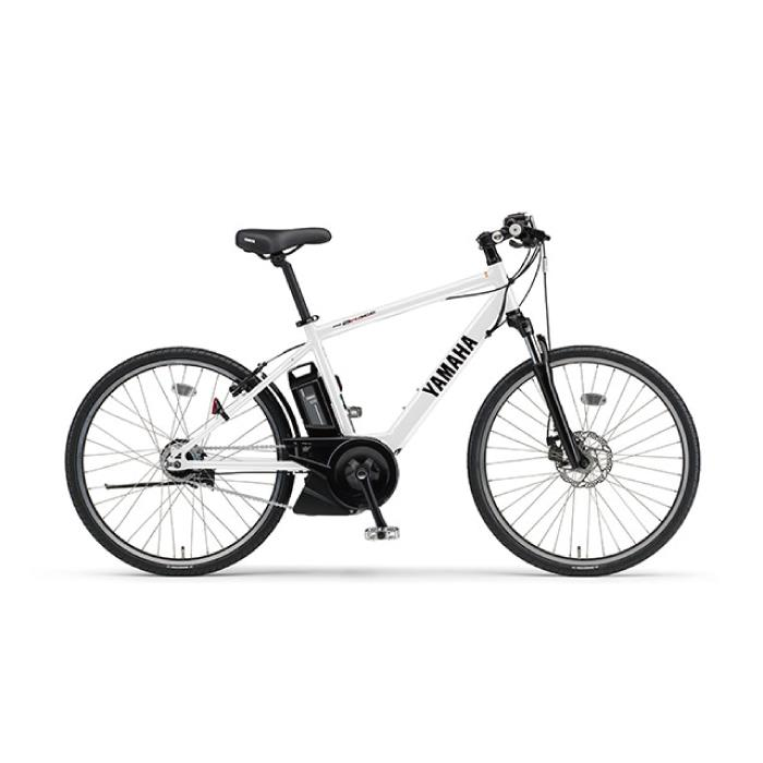 YAMAHA (ヤマハ) 2017年モデル PAS Brace パス ブレイス 26型 クリスタルホワイト  電動アシスト 完成車 【自転車】 【電動アシスト自転車】