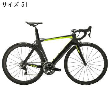 Cervelo (サーベロ)S5 DURA-ACE R9100 11S ブラック/グリーン サイズ51 完成車【自転車】
