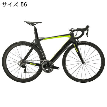 Cervelo (サーベロ)S5 DURA-ACE R9100 11S ブラック/グリーン サイズ56 完成車【自転車】