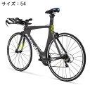 Cervelo (サーベロ)P2 105 5800 11S グレー/フルオロイエロー サイズ54 完成車【自転車】