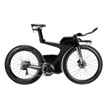 Cervelo (サーベロ)P5X DURA-ACE R9180 Di2 11S ブラック/レッド サイズL 完成車【自転車】