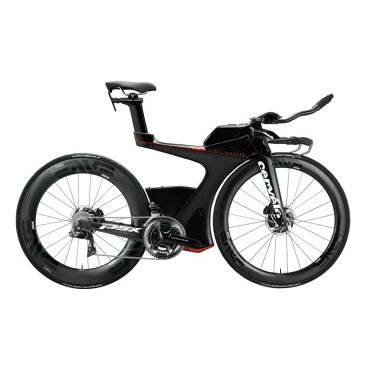 Cervelo (サーベロ)P5X DURA-ACE R9180 Di2 11S ブラック/レッド サイズXL 完成車【自転車】