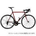 DE ROSA (е╟еэб╝е╢)Nuovo Classico Red Chromeе╡еде║56 (177.5-182.5cm)е╒еьб╝ере╗е├е╚