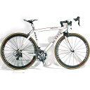 【中古】 DE ROSA (デ ローザ) 2009モデル IDOL アイドル ULTEGRA x DURA-ACE mix 11S サイズ61.5(171-176cm) 完成車 【自転車】【ロードバイク】