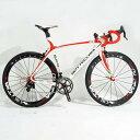 【中古】 Bottecchia (ボテッキア) 2012モデル SP9 TEAM チーム SUPER RECORD スーパーレコード 11S サイズ51(177.5-182.5cm) 完成車 【自転車】【ロードバイク】