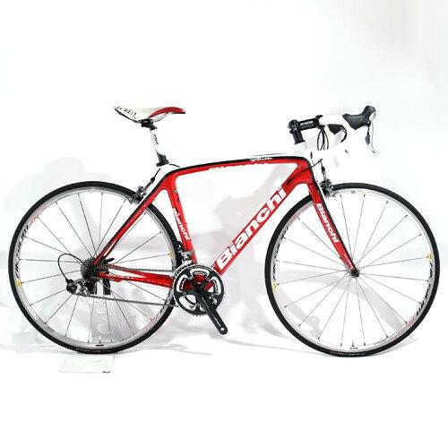 自転車の ビアンキ 自転車 中古 : 市場】【中古】Bianchi (ビアンキ ...