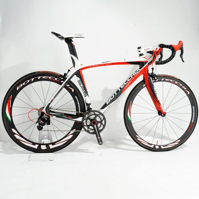 【】 Bottecchia (ボテッキア) 2012モデル SP9 SUPER NOVA スーパーノヴァ S-RECORD スーパーレコード 11S サイズ 51(177.5-182.5cm) 完成車 【自転車】【ロードバイク】 【セーフティーメンテナンス1年間無料】
