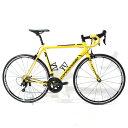 【中古】Cannondale (キャノンデール)2015モデル CAAD8 5800 イエロー サイズ54(173.5-178.5cm) 完成車 【自転車】