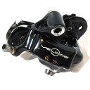 【中古】Campagnolo (カンパニョーロ)VELOCE ヴェローチェ 10S ブラック ショートゲージ リアディレーラー【自転車】