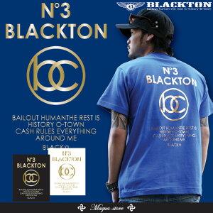 Tシャツ ブラクトン ブラック ホワイト プリント ブランド