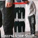 メンズ パンツ スウェット スウェットパンツ/ASNADISPEC/アスナディスペック