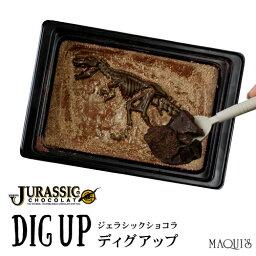 【<strong>恐竜</strong>】ジュラシックショコラ【ディグアップ】(高級 チョコレート)面白チョコ おもしろ チョコ【お子様へ】【お子様に人気♪】ベルギーチョコレート 面白い 化石 発掘 神戸 スイーツ お取り寄せ スイーツ 誕生日 プレゼント 面白ギフト ギフト