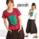 Tシャツ/アジアン ファッション/エスニック ファッション/ナチュラル