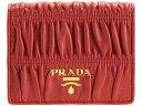 プラダ PRADA 二つ折り財布 アウトレット 1mv204naga-fuoc-zz