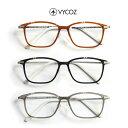 VYCOZ/バイコーズ/LOUIS/超軽量メガネ/度付きメガネ/伊達メガネ