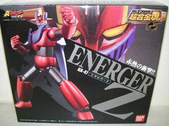 Soul of chogokin GX-47 energer Z