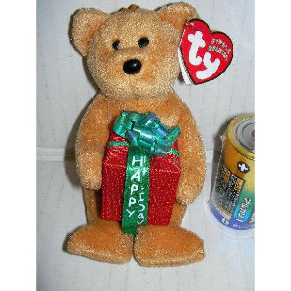 GIFTS bear ビーニーオーナメント