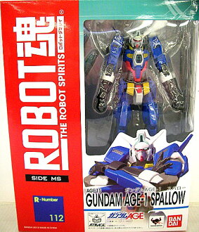 ROBOT spirits - robot soul-SIDE MS Gundam age-1 Sparrow