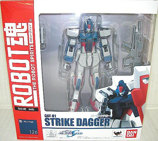 ROBOT soul - robot soul - 〈 SIDE MS 〉 Mobile Suit Gundam SEED strike dagger