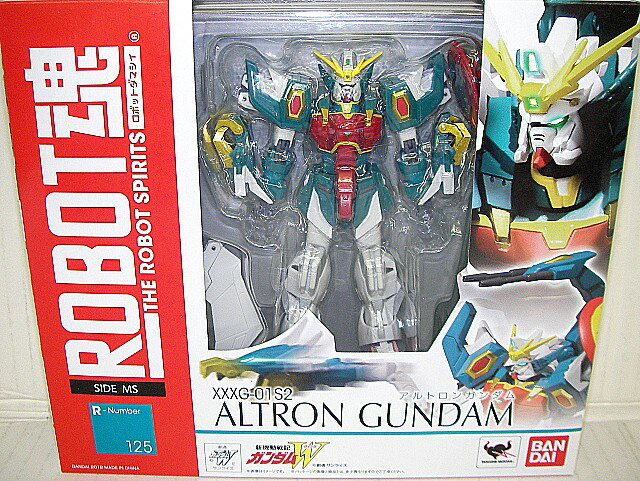 ROBOT spirits - robot damashii - SIDE MS Shin kidou senki Gundam W altron Gundam