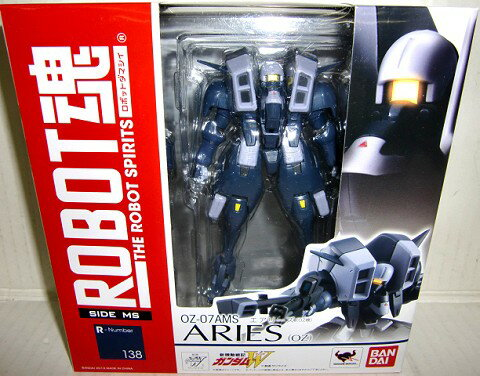 "ROBOT spirits - robot soul SIDE MS airlines OZ ""new mobile report Gundam' more"