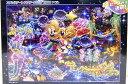 ステンドアート1000ピースジグソーパズル ディズニー 星空に願いを…(51.2×73.7cm)【あす楽対応】