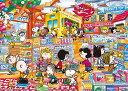 500ピース ジグソーパズル PEANUTS ピーナッツ トイショップ(38x53cm) 【あす楽対応】