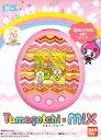 Tamagotchi m!x (たまごっちみくす) Spacy m!x ver. ピンク【遊べるゲームDVD付き】 【あす楽対応】