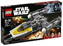 LEGO 75172 スター・ウォーズ Yウィング・スターファイター 【あす楽対応】