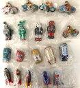 【シークレット1種あり】明治製菓 食玩 北原コレクション 『ブリキのおもちゃ館』 19種セット【あす楽対応】