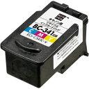 エコリカ(ecorica) キヤノン(Canon)用 BC-341 FINEカートリッジ 3色カラー互換 リサイクルインク(ECI-C341C-V)