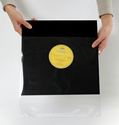 LPレコード外袋 PP製 透明 厚口 500枚...の紹介画像2