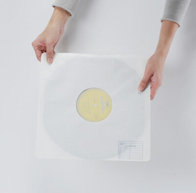LPレコード内袋 2重袋 アンダンテラルゴ社製...の紹介画像3