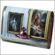 ヴィヴィアンウエストウッド ヴィヴィアンウエストウッド正規品 Vivienne Westwood ヴィヴィアン ウエストウッド MONEY&ウォレス2 LF折財布 ブルー