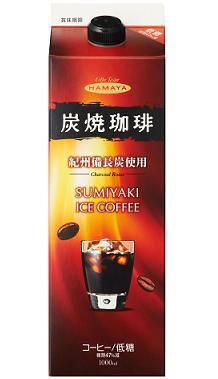 HAMAYA 炭焼 アイスコーヒー 【低糖】× ...の商品画像