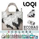 【LOQI-BAG-2】メール便なら送料無料 エンビロサックス envirosax loqi ローキー エコバッグ バッグ セレブ 折りたたみ バック【最安値に挑戦】