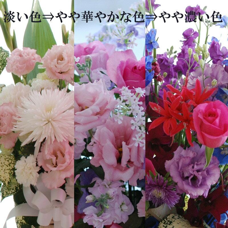 月命日に毎月花を:Cコース:1年12回/お悔や...の紹介画像2