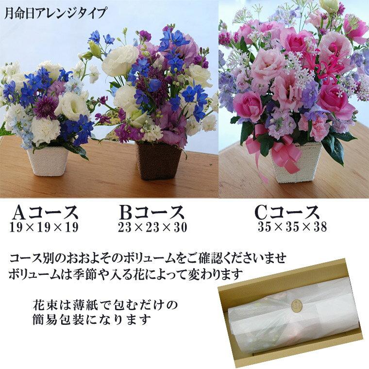 月命日に毎月花を:Cコース:1年12回/お悔や...の紹介画像3