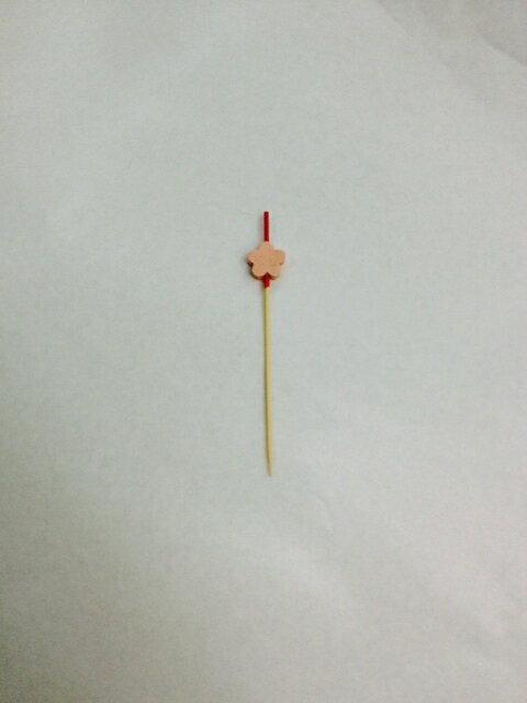 [花材・ピック]桃の花ピック[訳]在庫処分