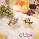 Jewelry, Accessories - ◆乙女 バタフライリングパヴェ指の上で舞うコスチュームリングサイズ:14.5号 17号