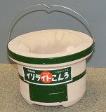 我粉尘与硅藻土藤在日本能登Isoraito炉办公桌经理☆☆[☆日本製☆イソライトこんろ能登珪藻土卓上しちりんツル付き]